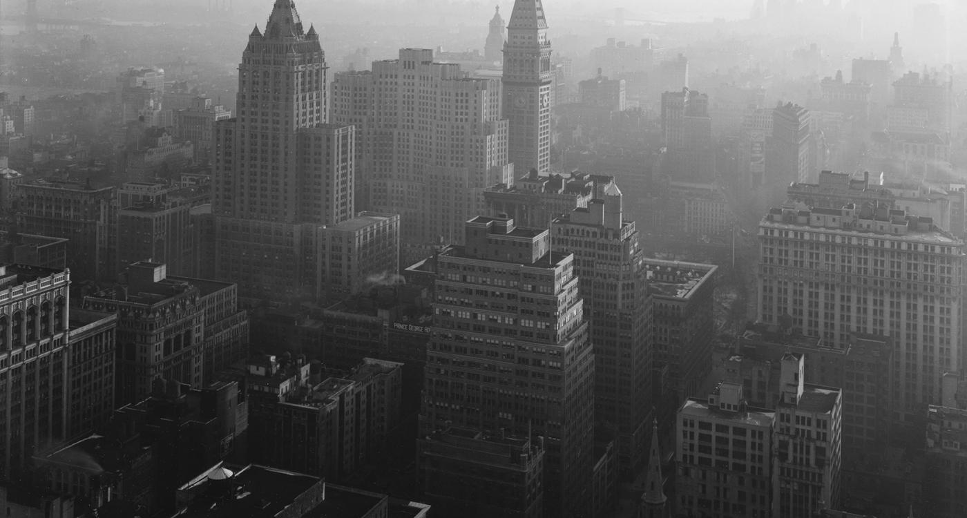 I See A City