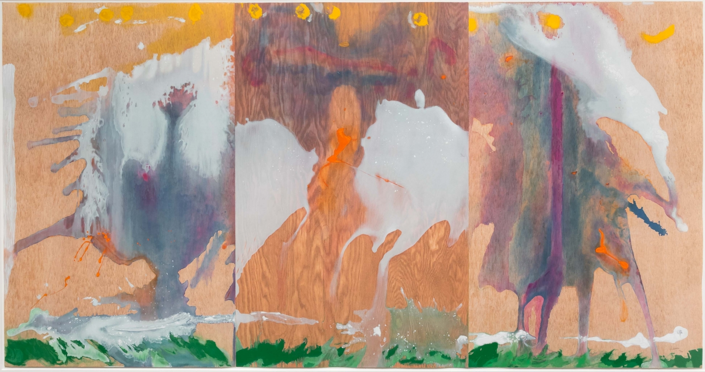 Helen Frankenthaler, Book of Clouds, Aquatint, Etching, Woodcut
