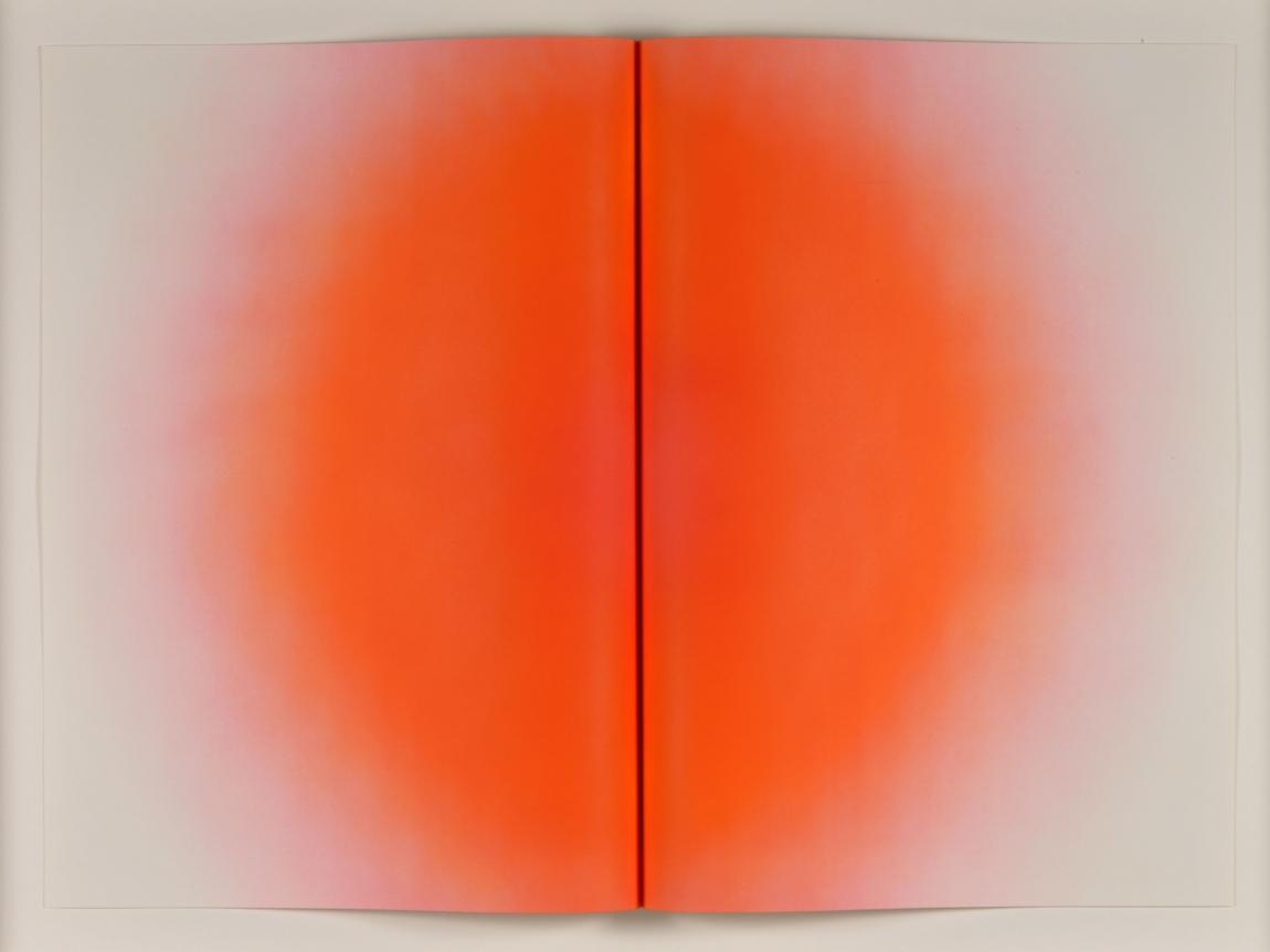 Anish Kapoor, Fold II, Etching