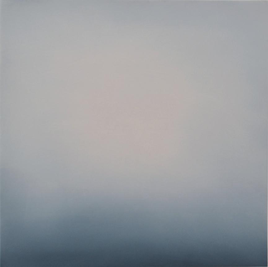 Alex Weinstein, I Am Not Here, Oil on panel