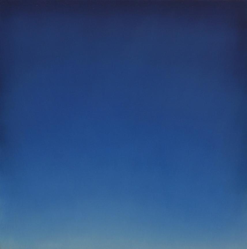 Alex Weinstein, The Void, Present Tense, Oil on panel
