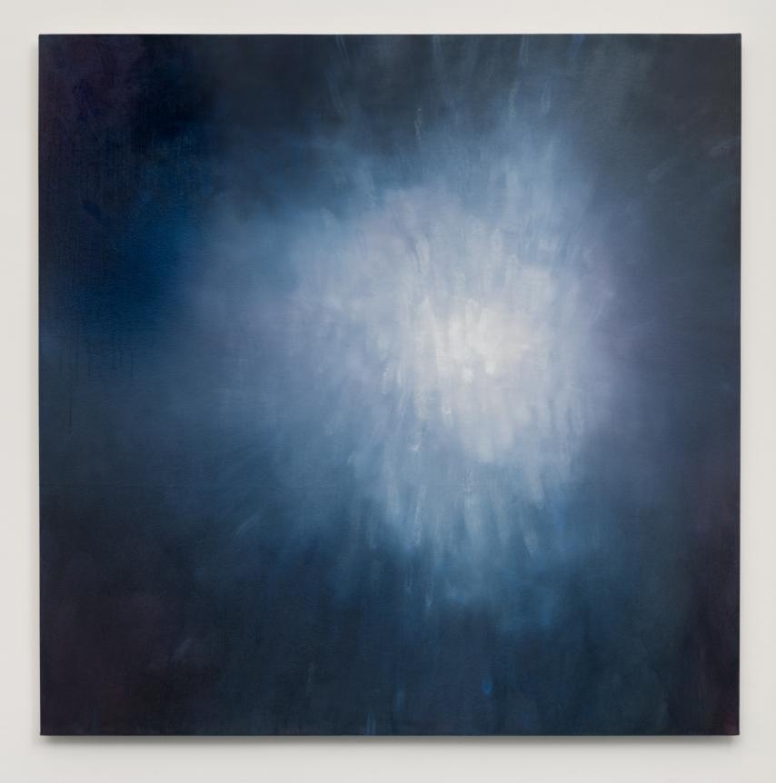 Alex Weinstein, Grace Notes, 2018, Oil on canvas