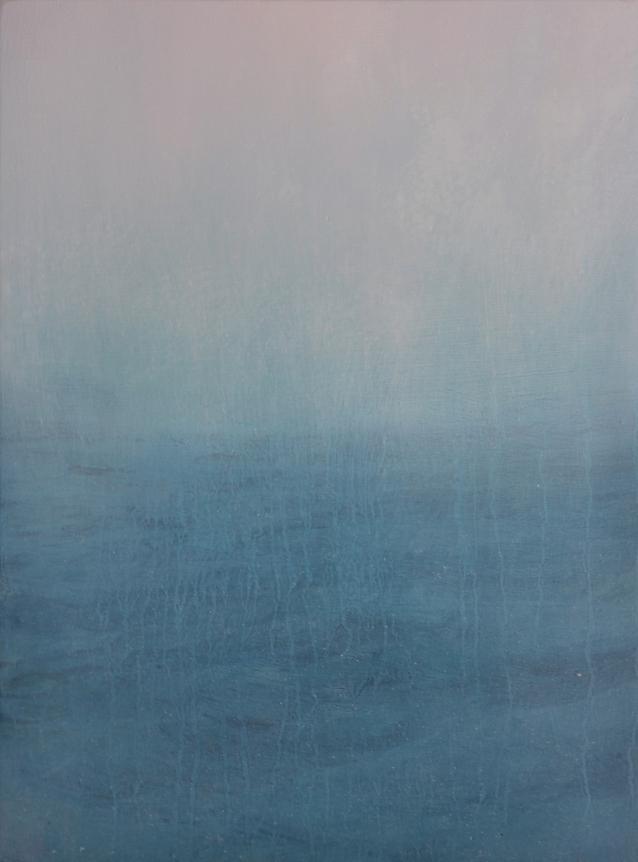 Alex Weinstein, Untitled, Oil on panel