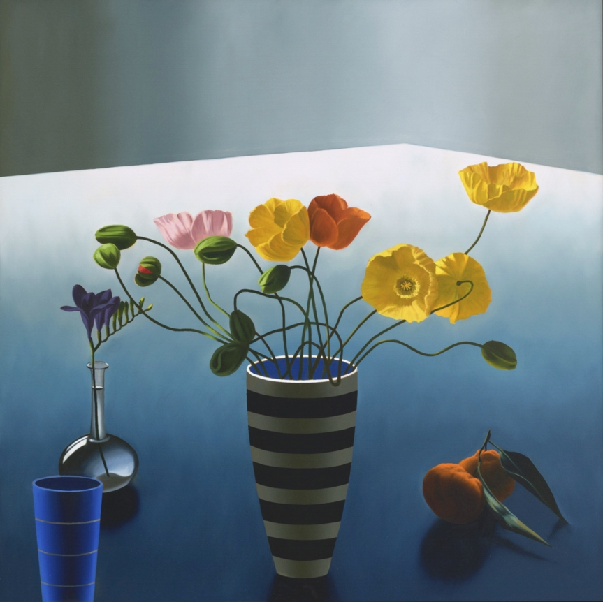 Bruce Cohen, Still Life with Icelandic Poppies