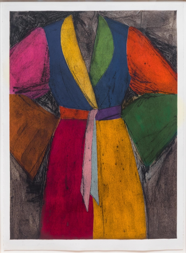 Jim Dine, Very Picante, 1995, Intaglio, Pop, Contemporary Art