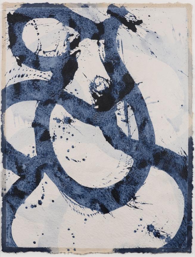 Marc Katano, Wind Up, 2017, Acrylic