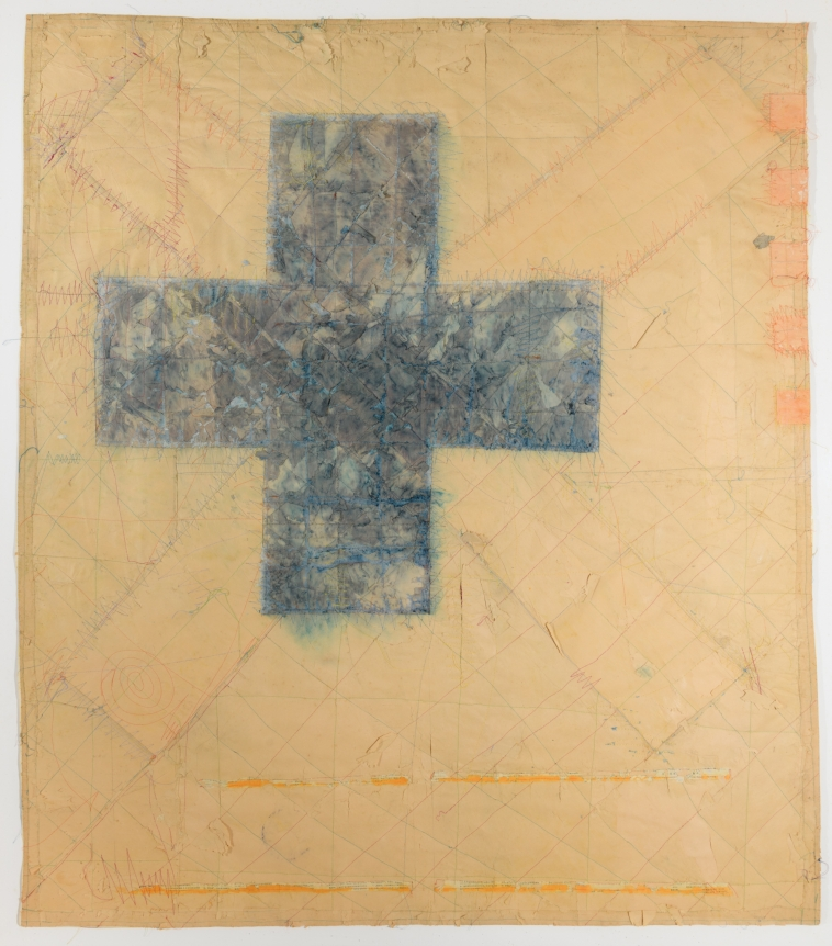 Charles Christopher Hill, Syzygy, 1986, Mixed Media