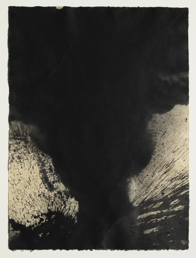Joe Goode, Tornado drawing 106 (TORd 106), 1992