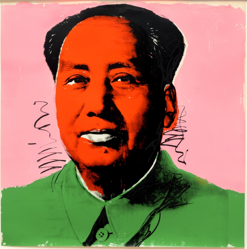 Andy Warhol, Mao, Screenprint