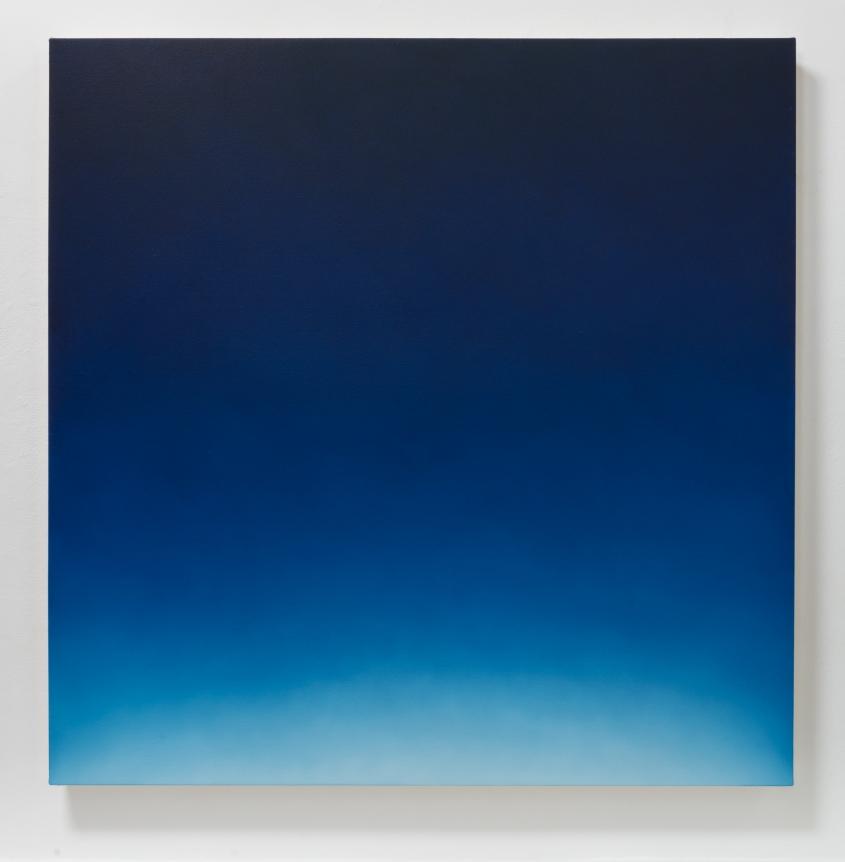Our Horizon, Us, 2018, Oil on canvas, Alex Weinstein