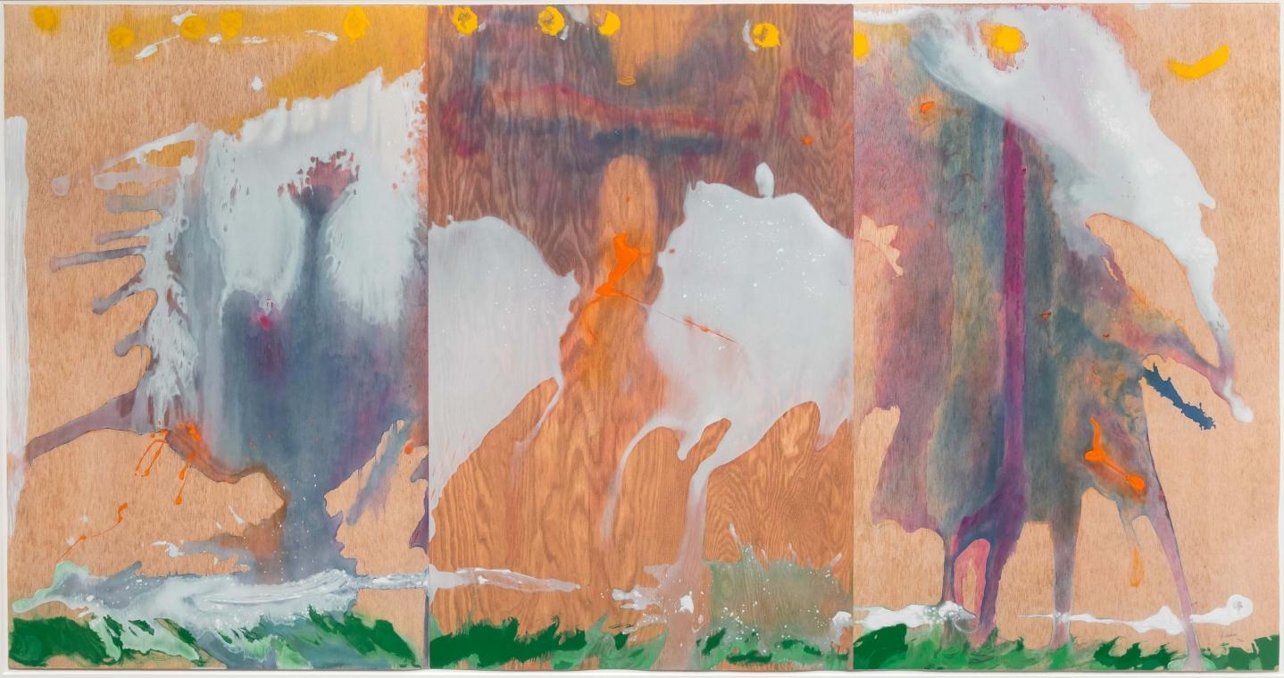 Helen Frankenthaler, Book of Clouds, Aquatint, Etching, Woodcut