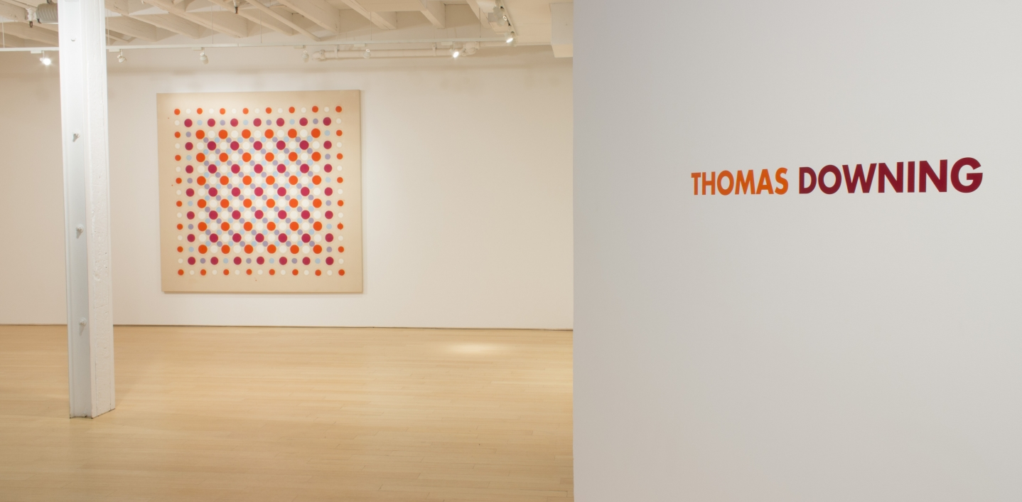Thomas Drowning: Paintings 1961-1975