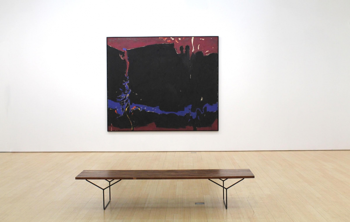 Untitled, 1960, Oil on canvas