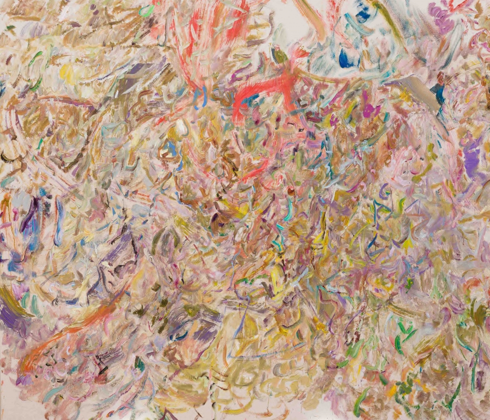 Slightly Altered, larry poons