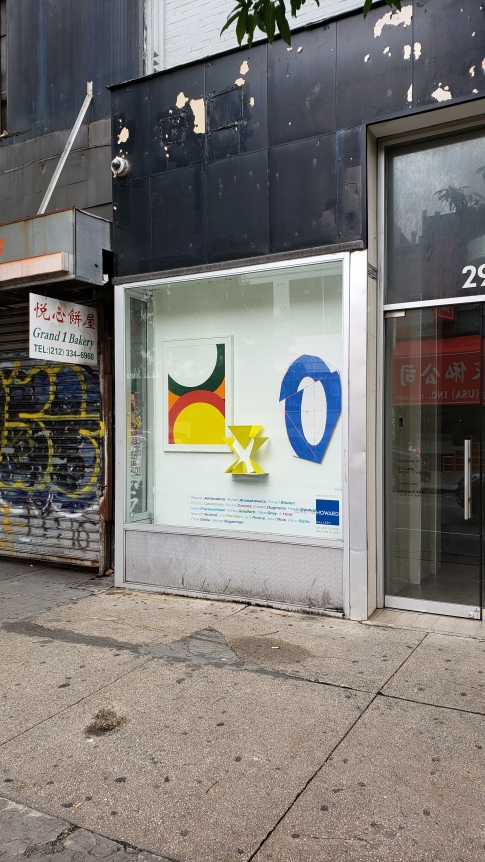 Window Project - Color Perimeters: Held, Sugarman, Row