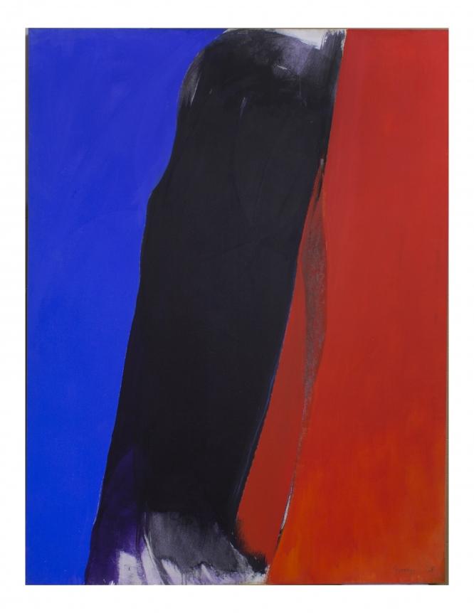Cleve Gray, Black Limbo, Hawaiian Series