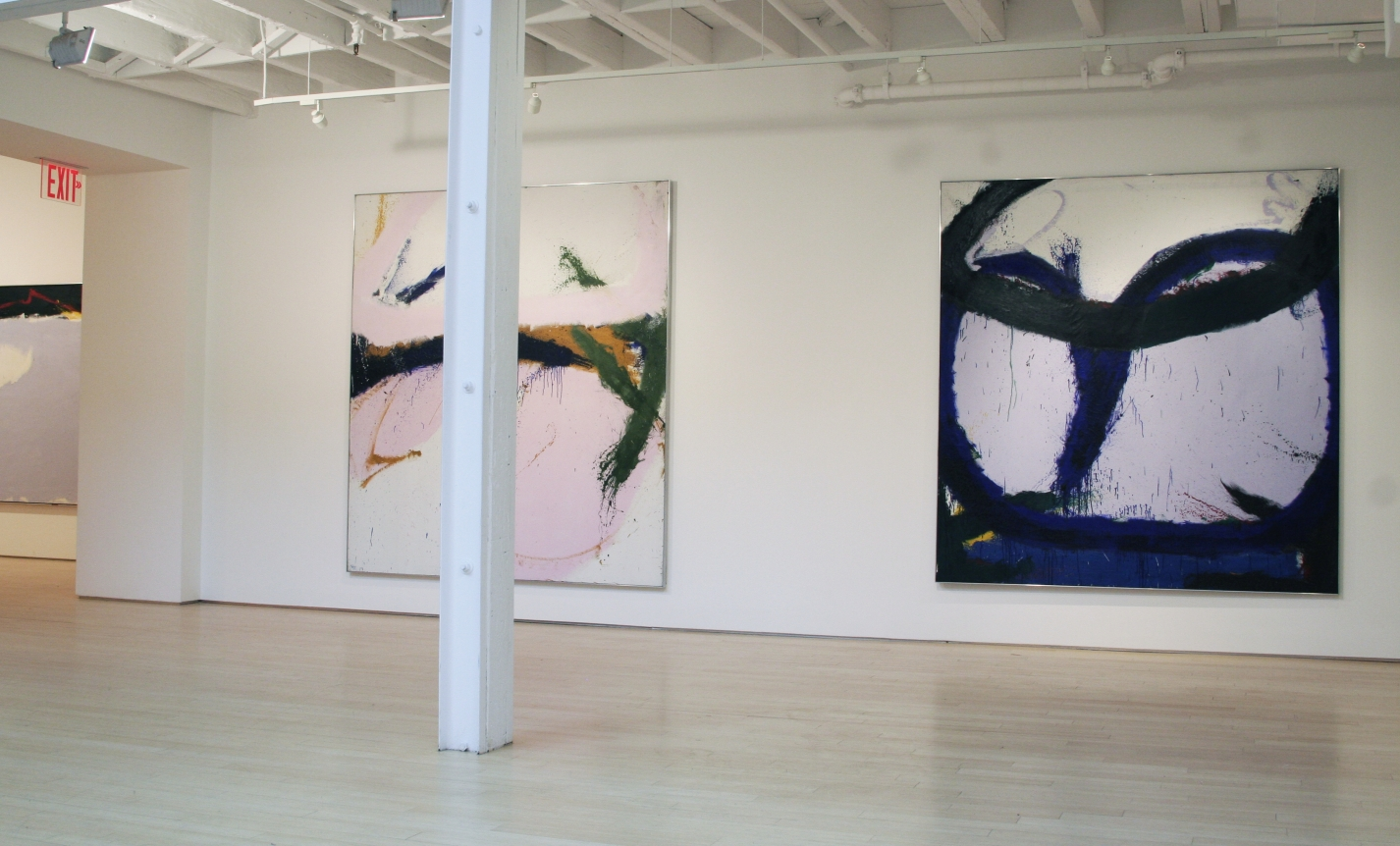 Norman Bluhm: Paintings 1967-1974