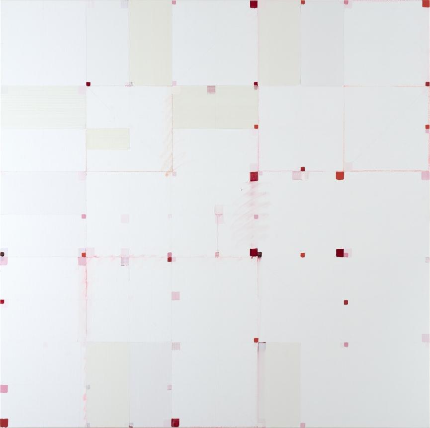 Roberto Caracciolo white square grid