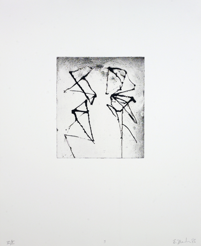 3 from: Etchings to Rexroth