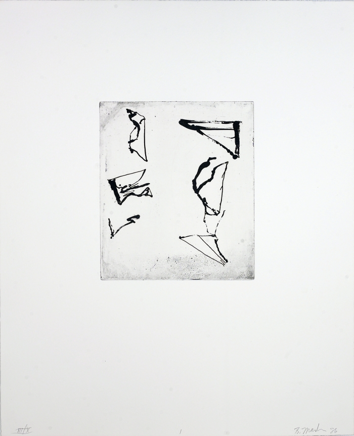 1 from: Etchings to Rexroth