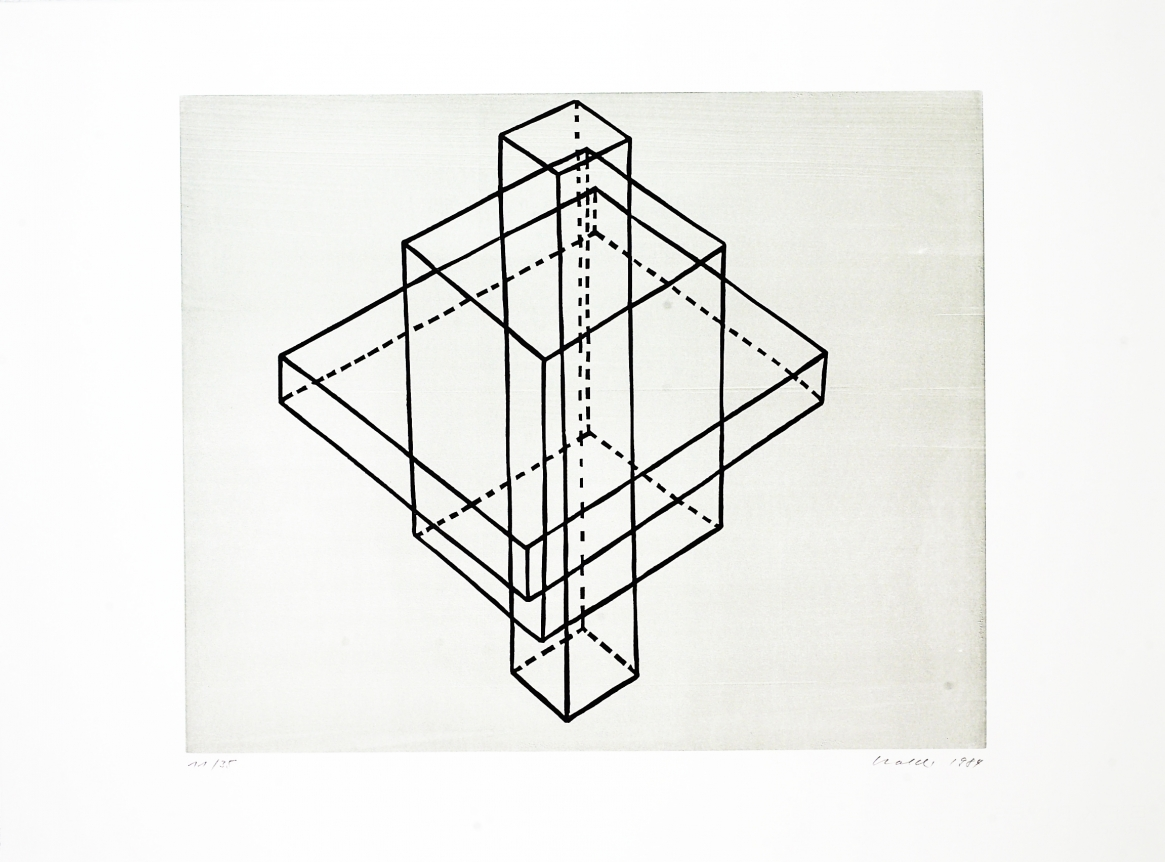 Untitled [1] from: Der Umfang des Fassungsvermögens (The Limits of Perception)