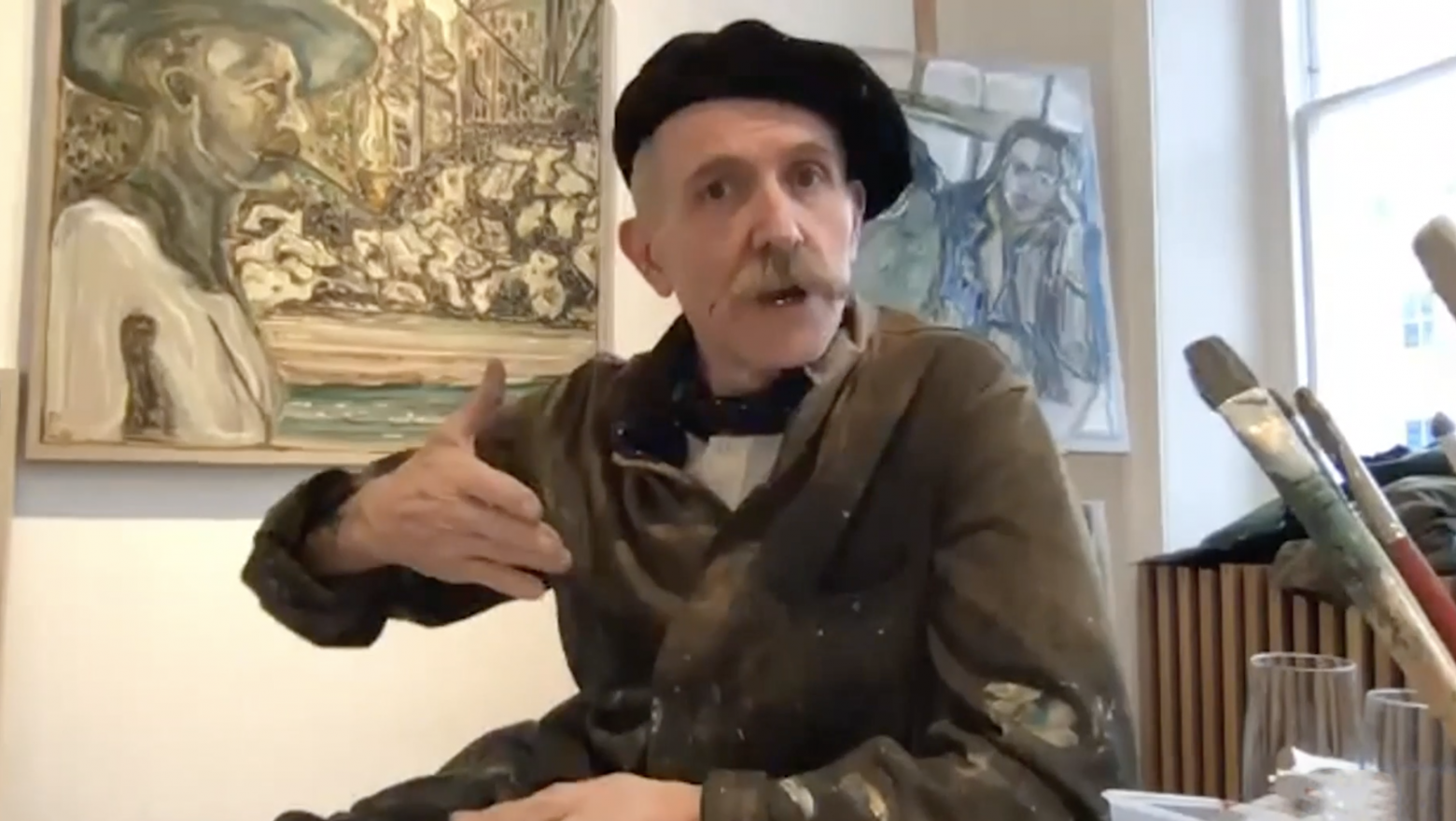 Billy Childish in Conversation with Matthew Higgs