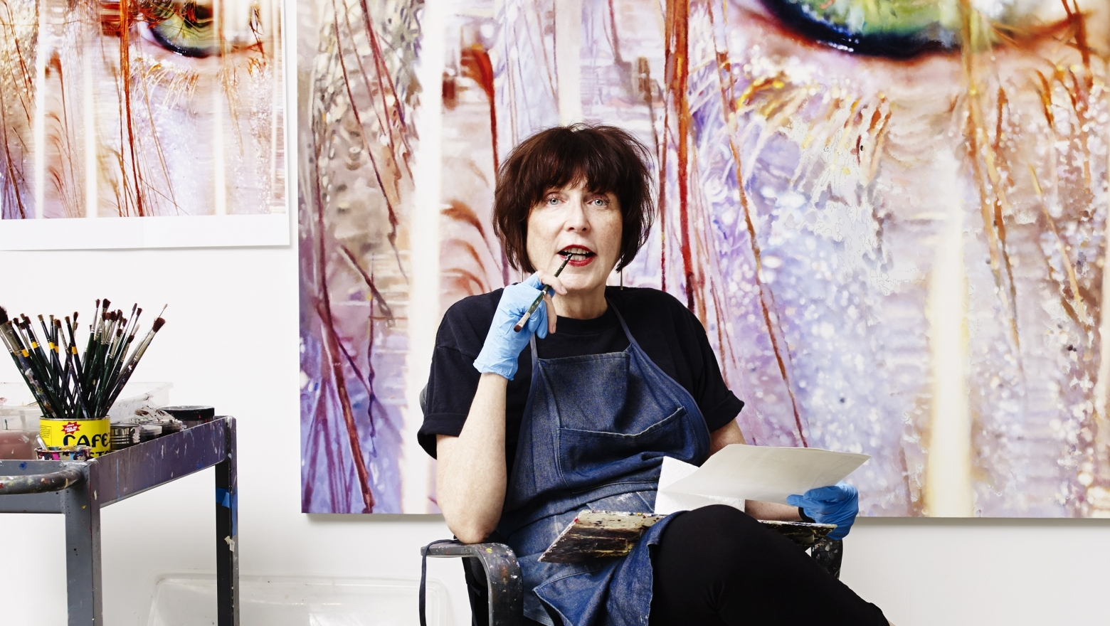 In Conversation with Marilyn Minter