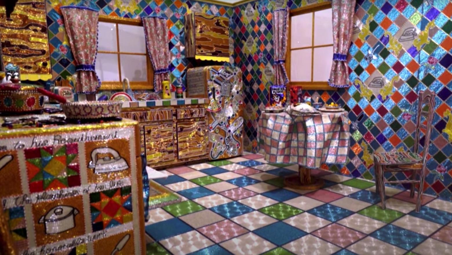 The Making of Liza Lou's Kitchen