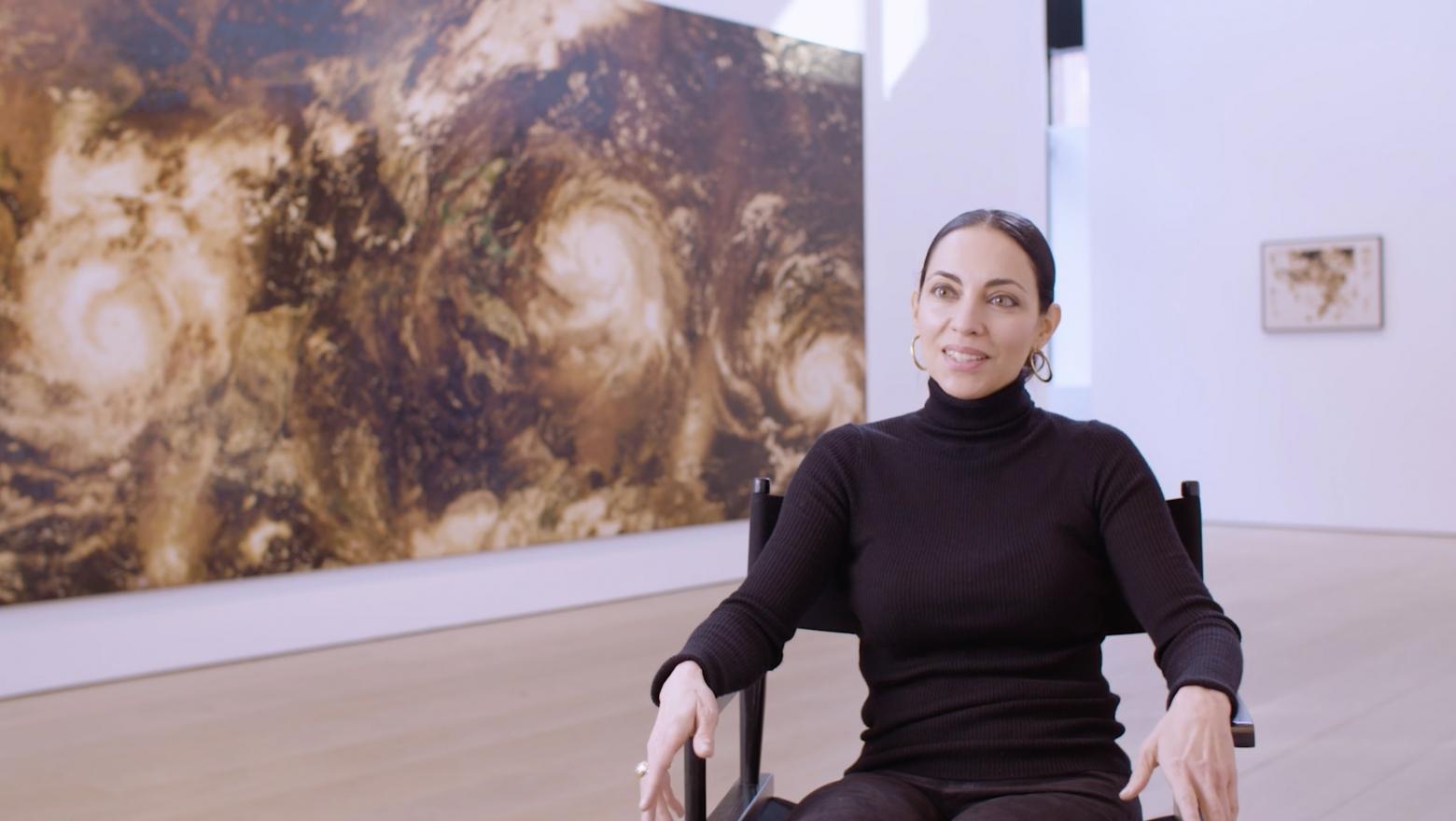 Teresita Fernández on 'Maelstrom'