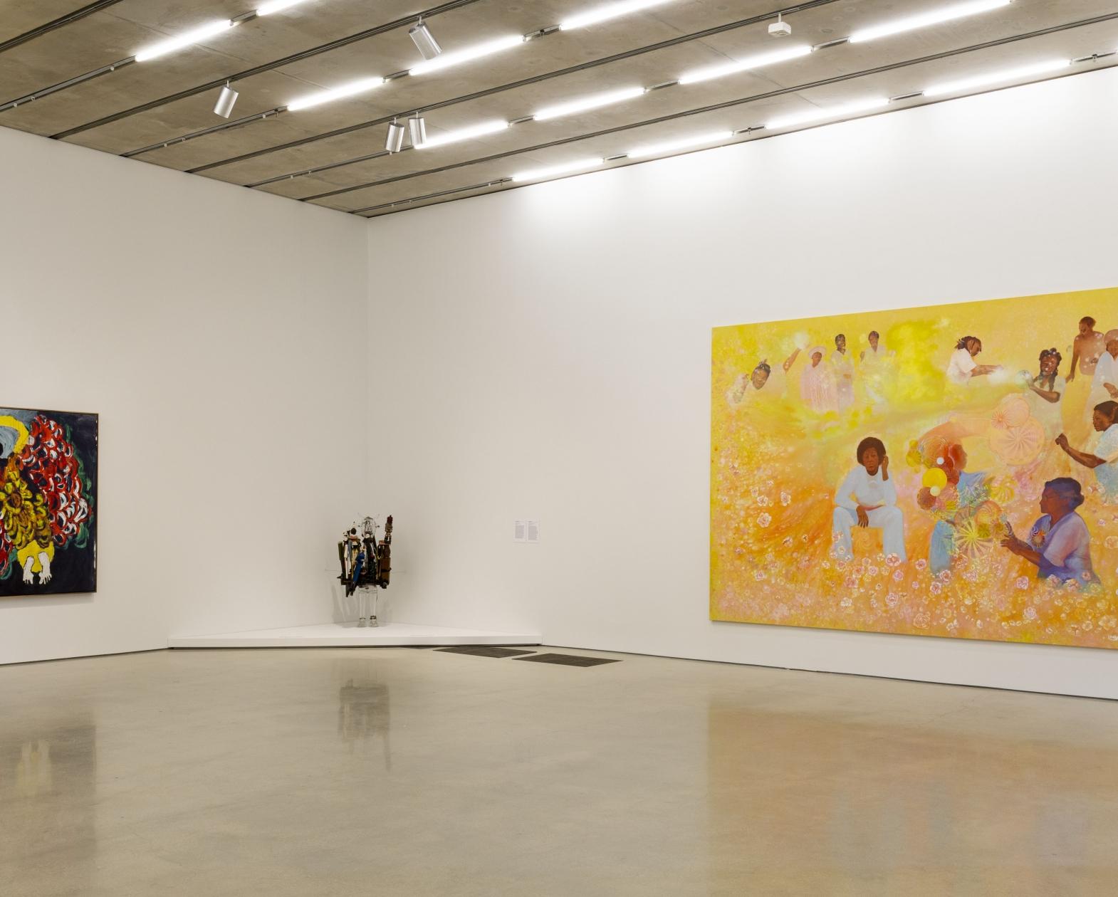 Firelei Báez and Elias Sime at Pérez Art Museum Miami