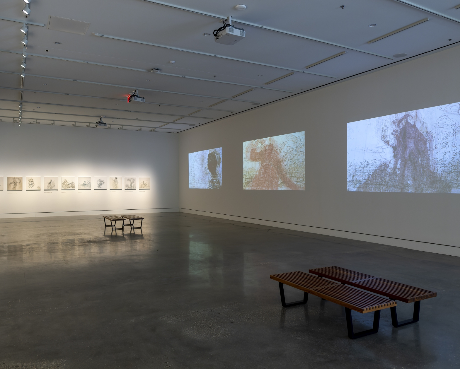 Matthew Ritchie at University of North Texas College of Visual Arts and Design