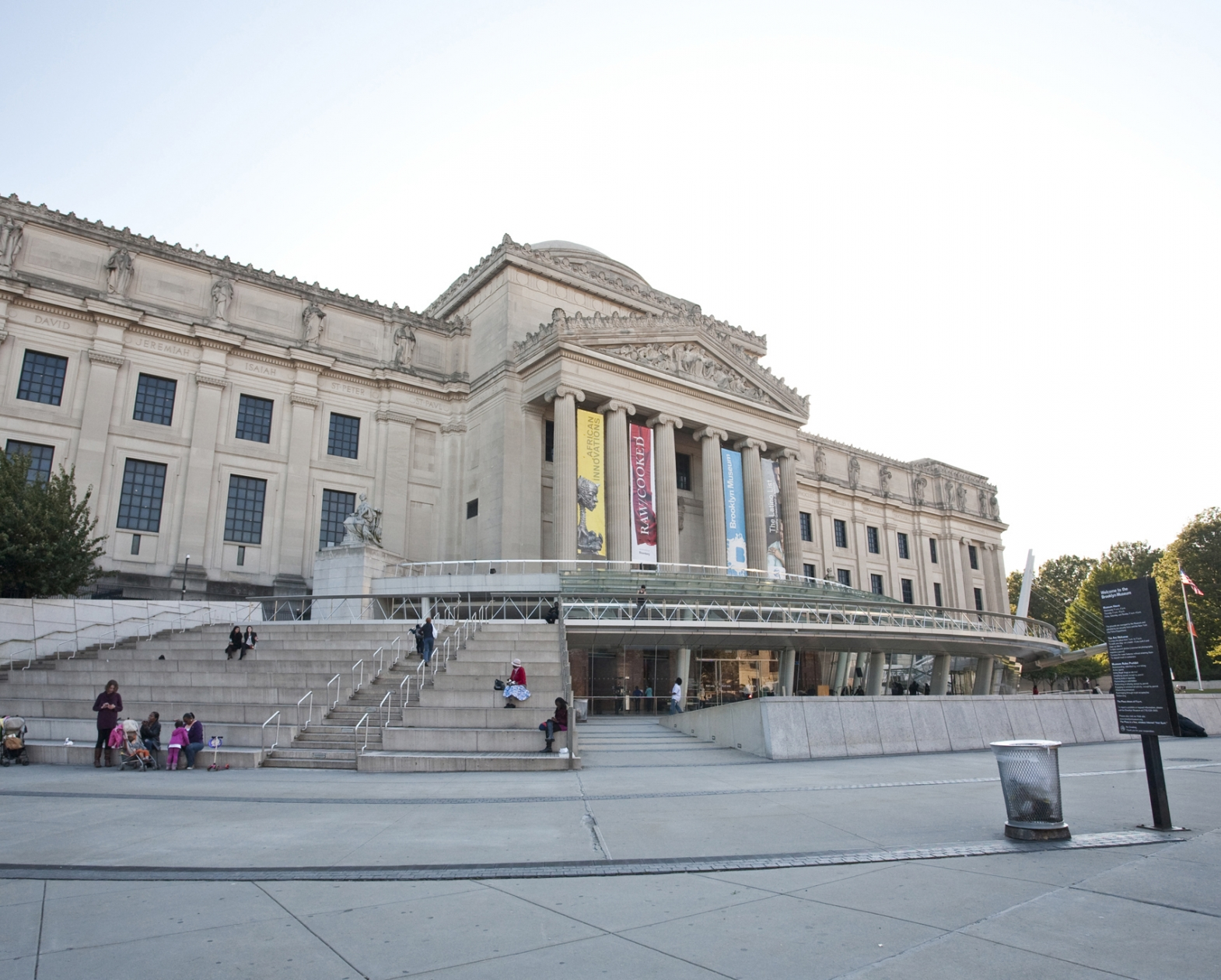 Kathy Butterly at Brooklyn Museum