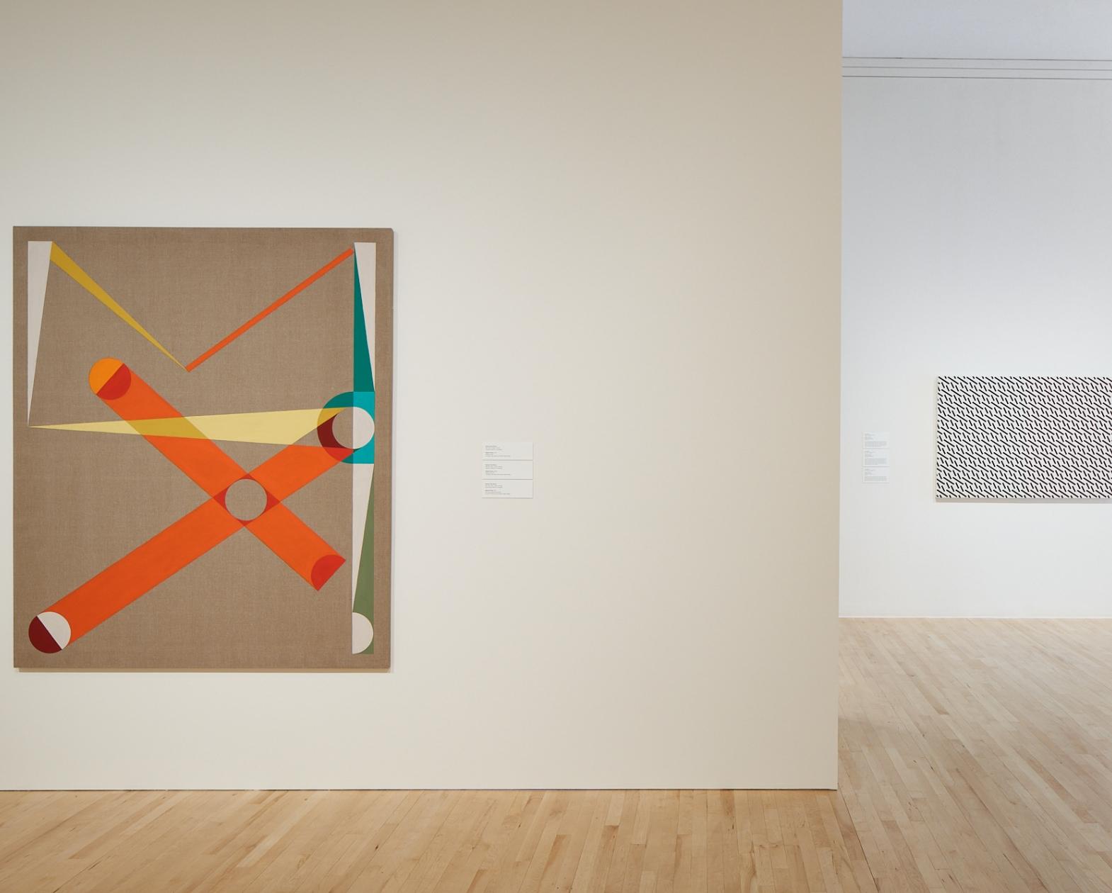 Eamon Ore-Giron at the San José Museum of Art