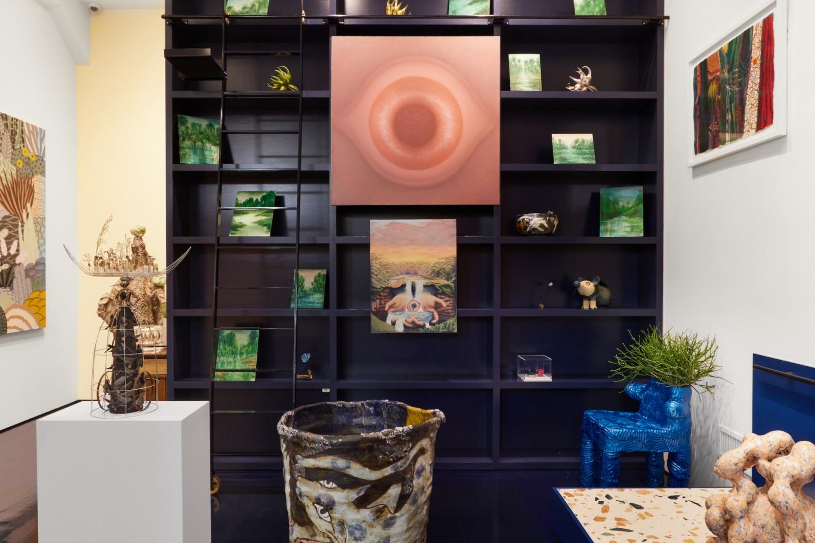 Advisor Lisa Schiff Maps the Arts' Return to Nature