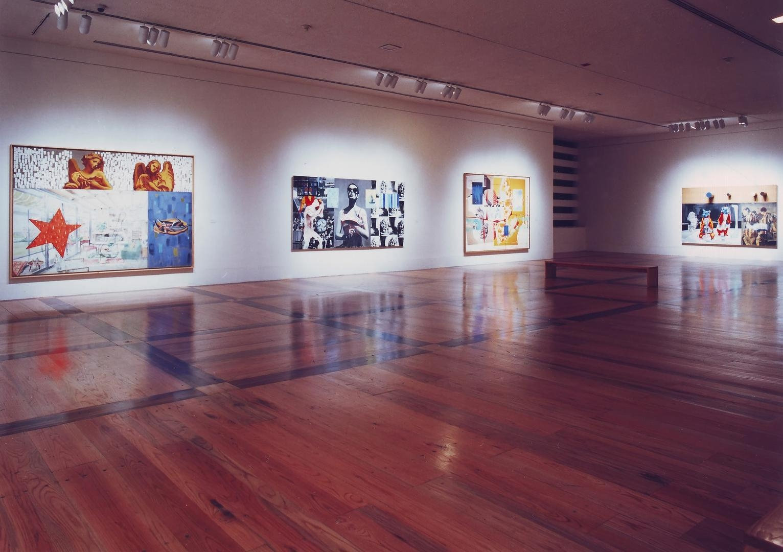 David Salle, Paintings and Works on Paper, 1980-1999