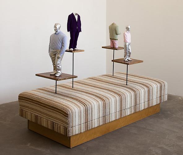 ERWIN WURM Bett (Bed), 2011
