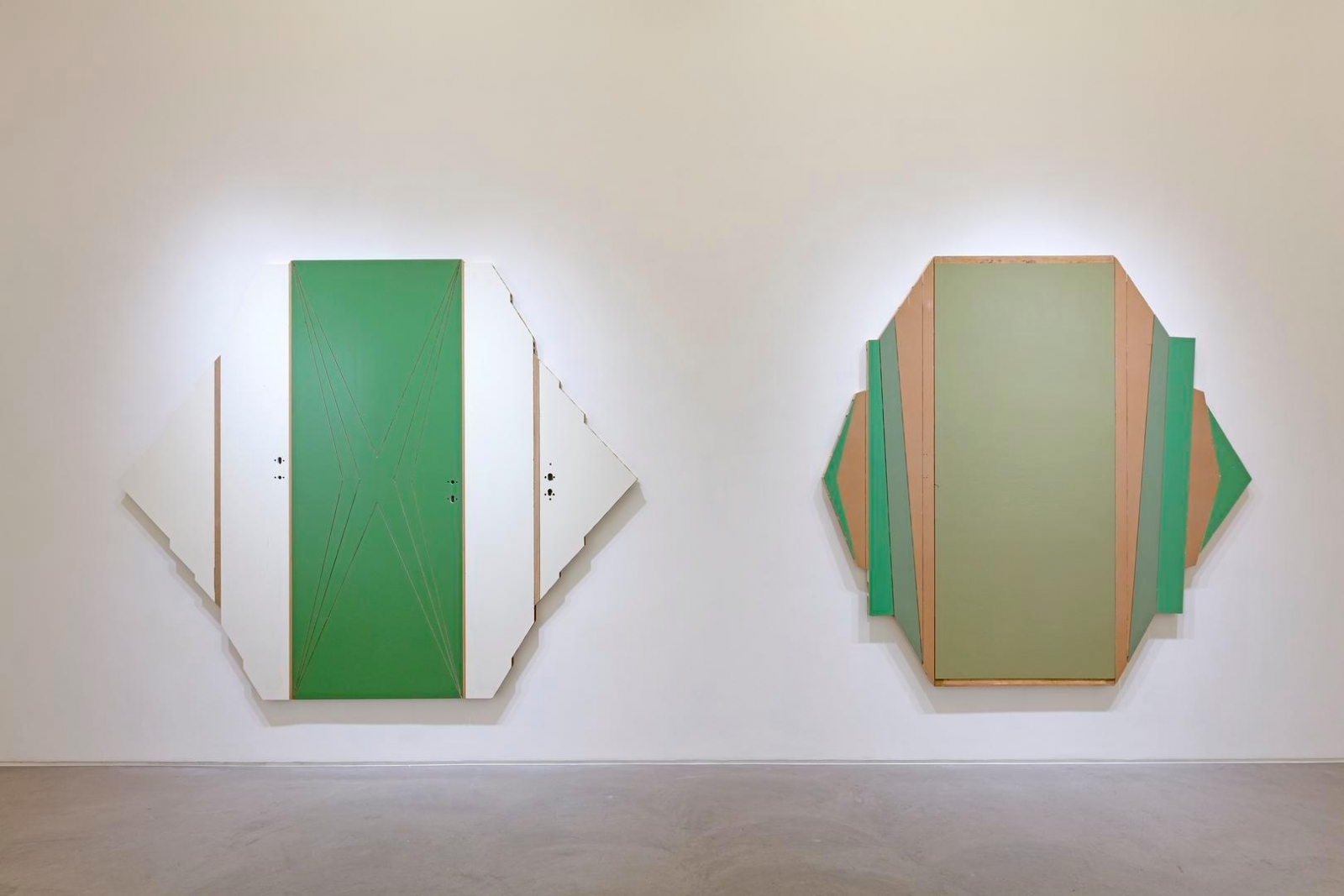 Radical Materiality installation view 5