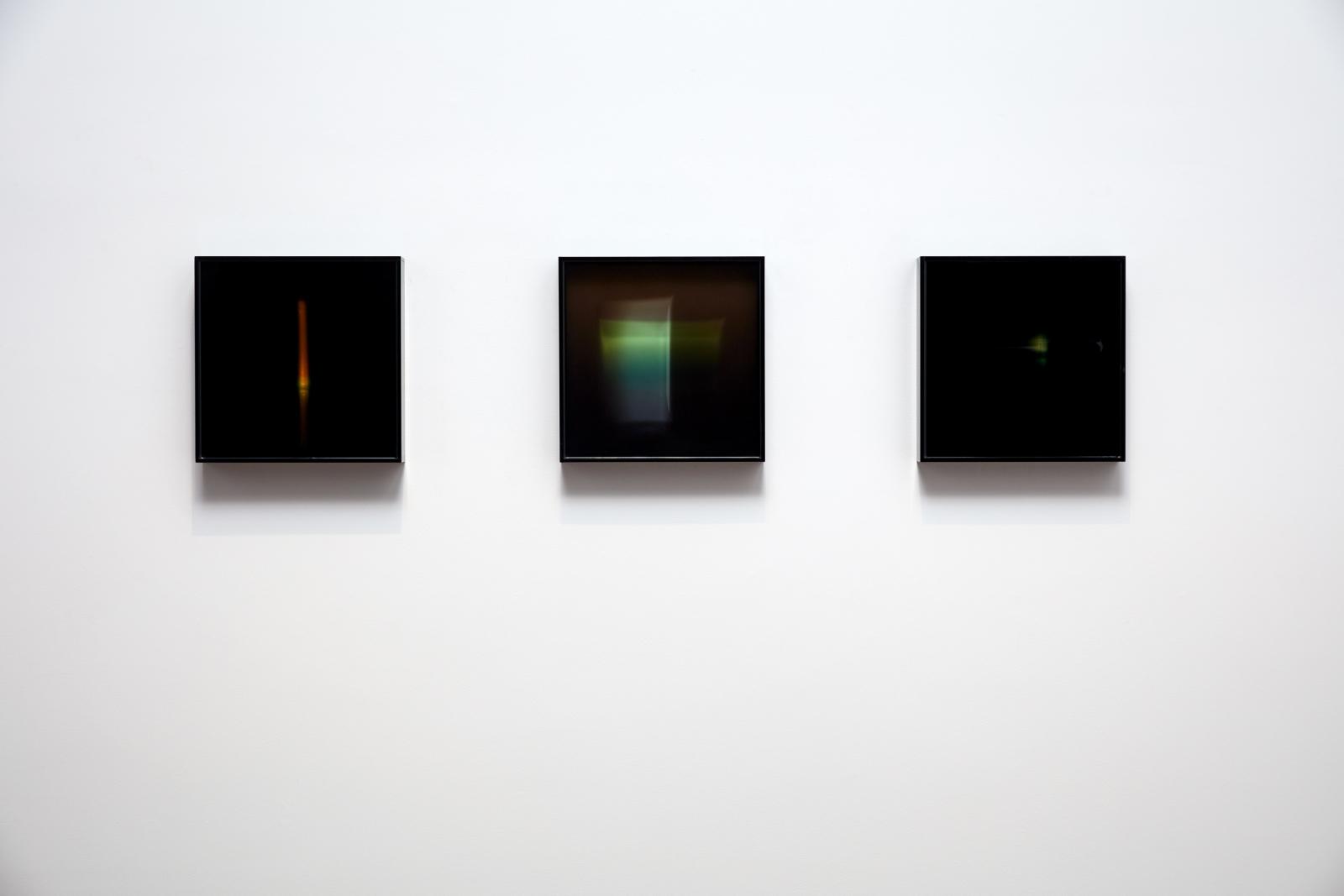 Helen Pashgian, Installation view, Lehmann Maupin, Seoul, 2019–2020