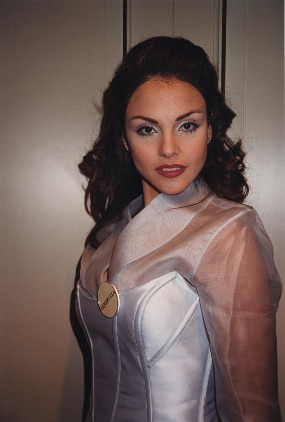 JUERGEN TELLER, Miss Venezuela, 2000