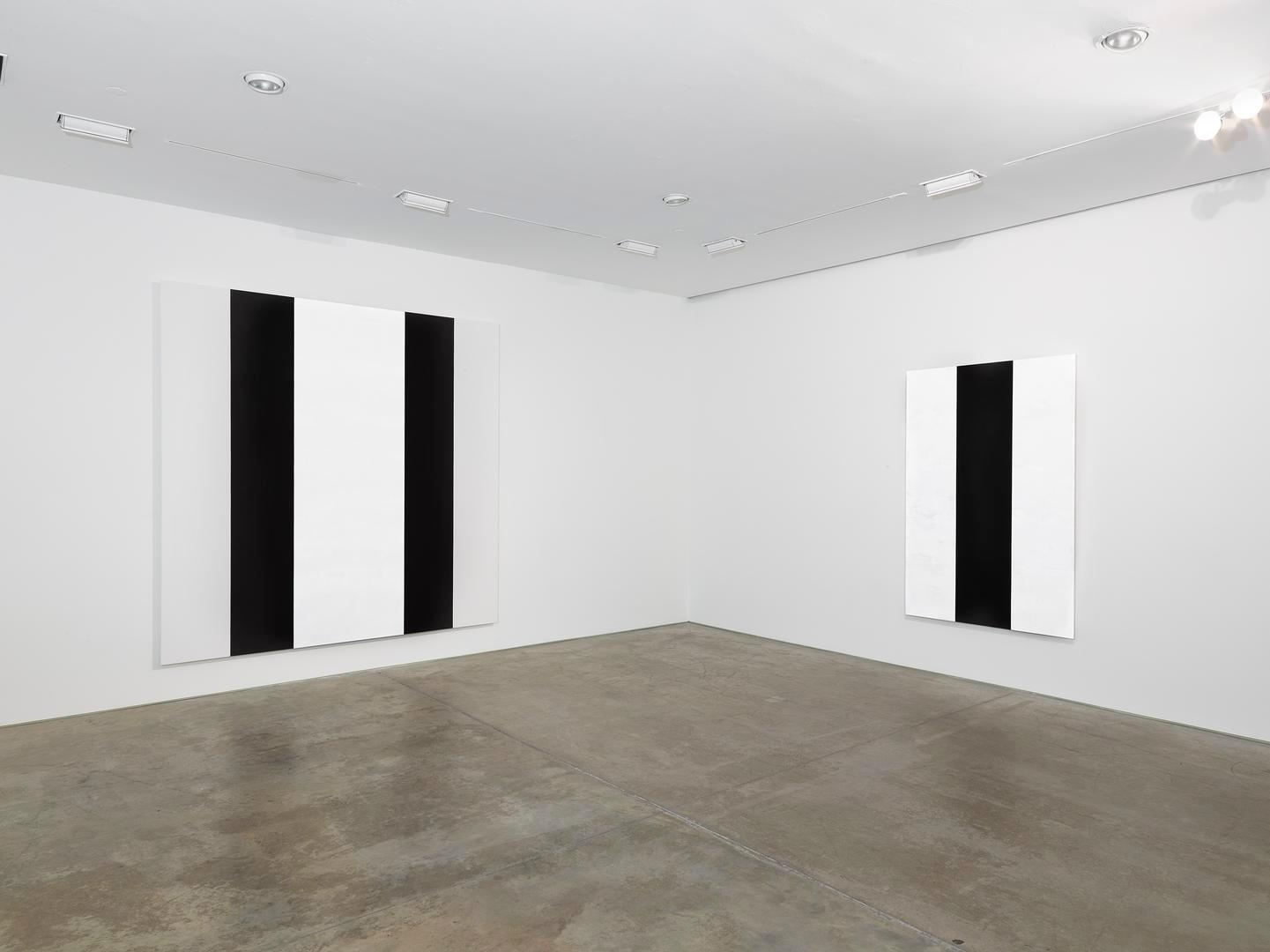 Mary Corse Installation view 3