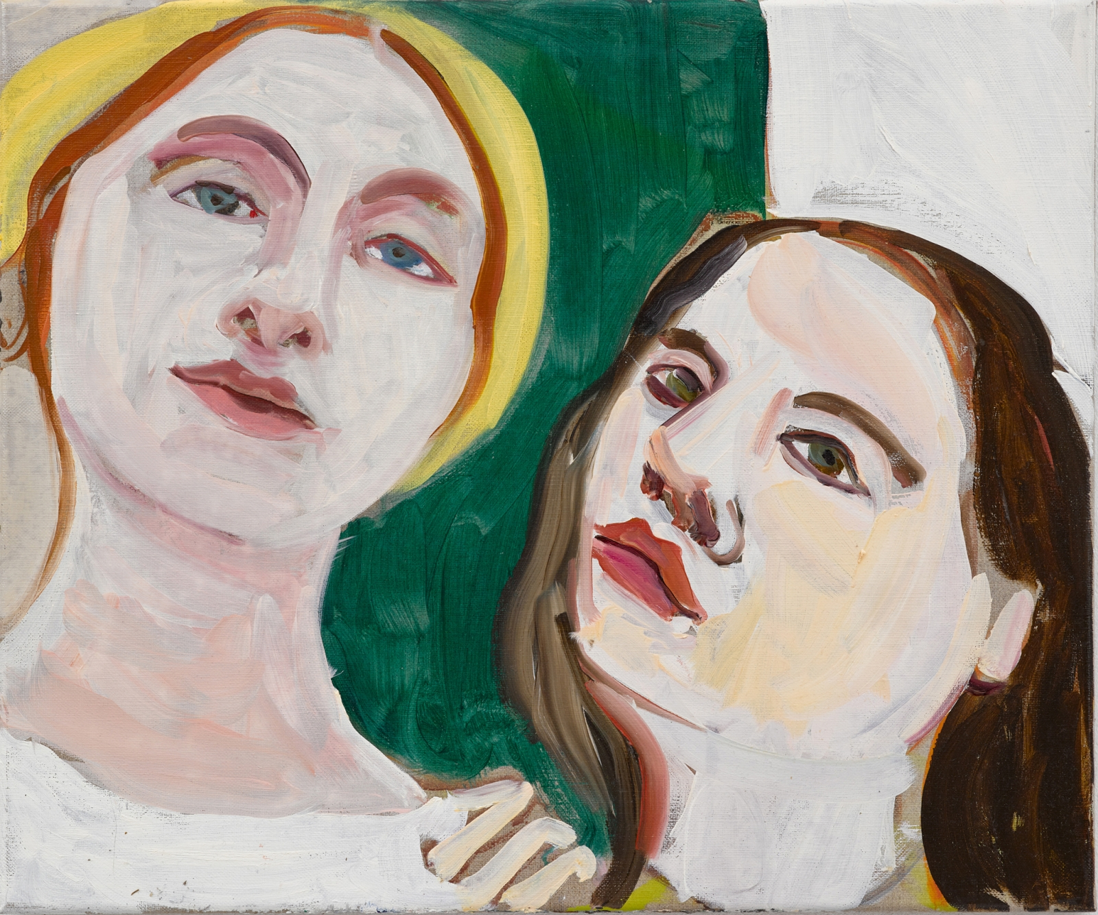 CHANTAL JOFFE, Vita in a Yellow Beret with Esme, 2019