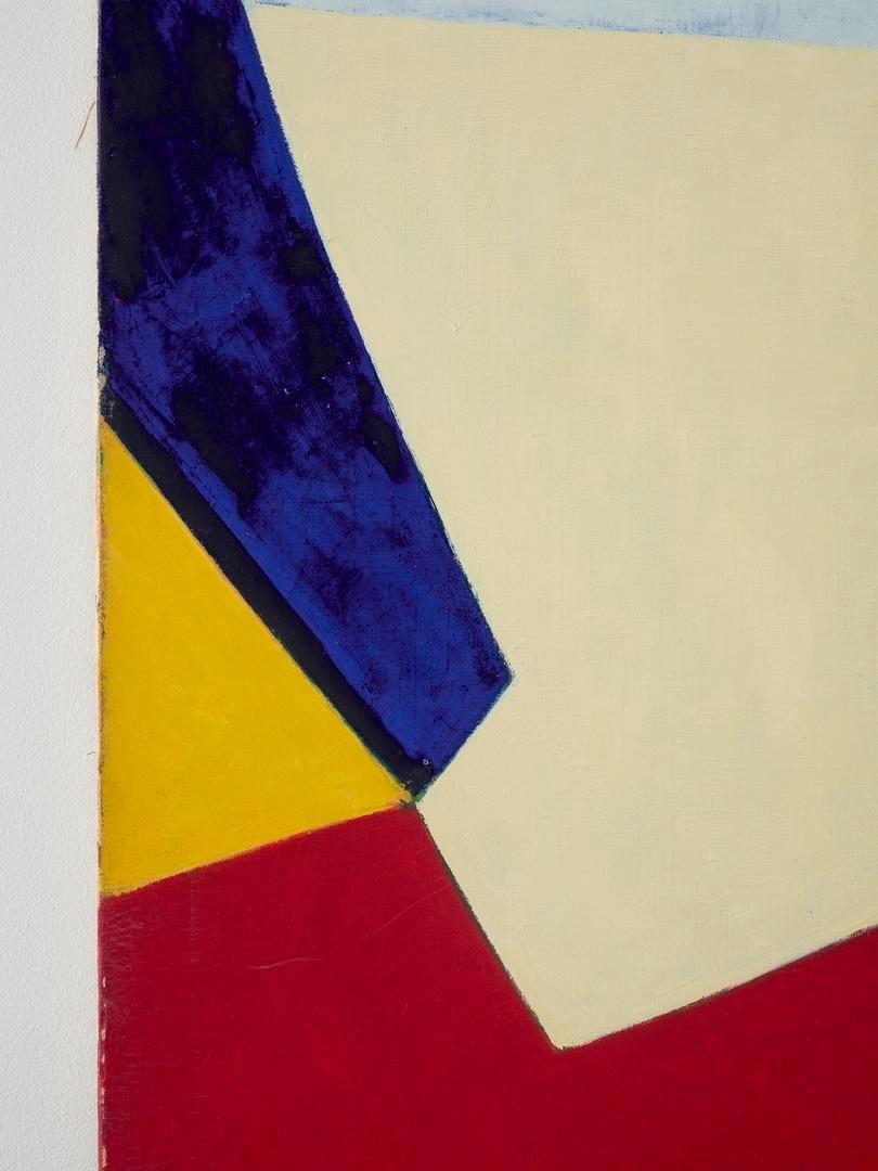 KIM GUILINE, Untitled,1967 (detail)