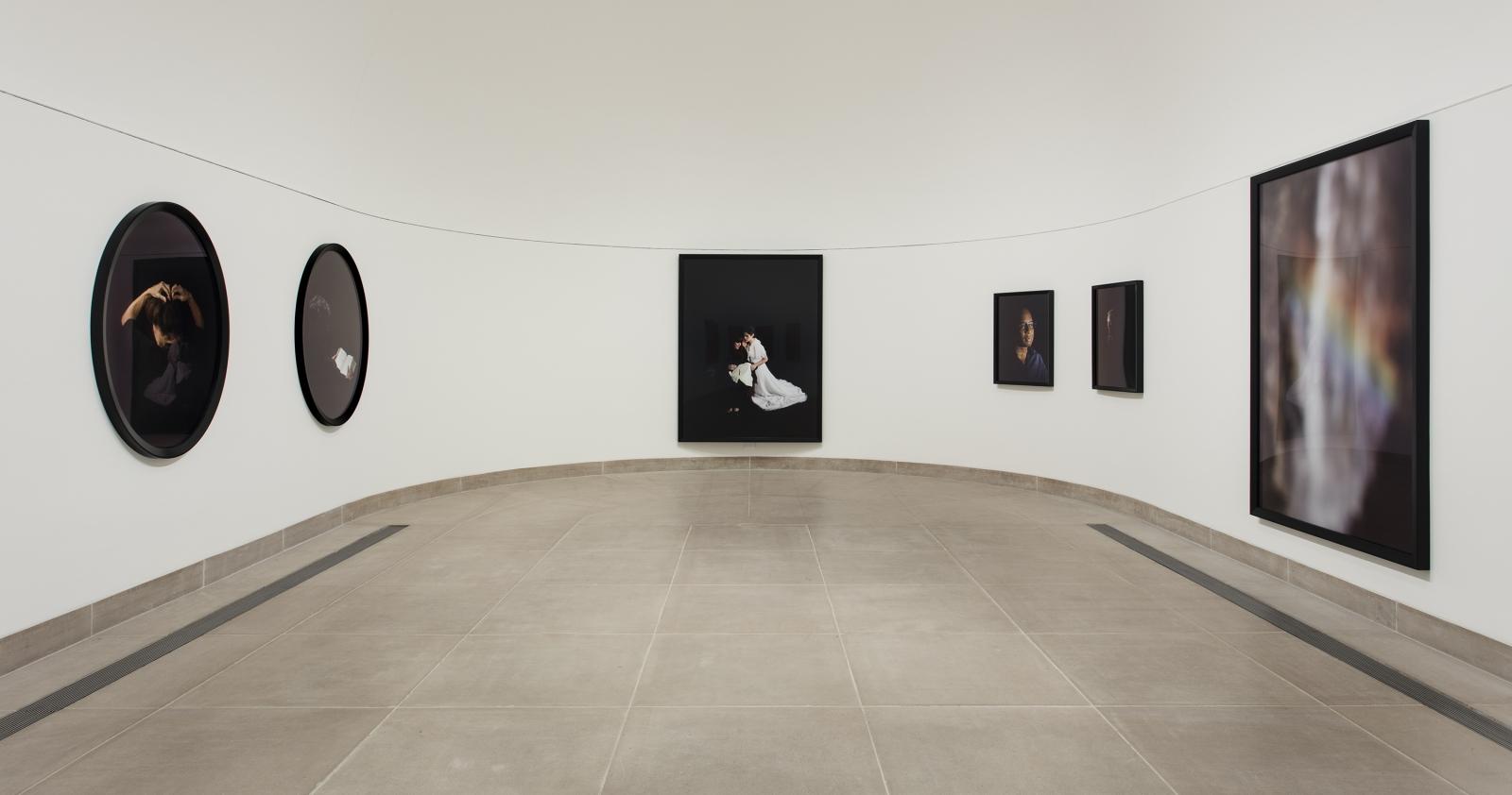 Hammer Projects,嘉芙蓮·奥比: Portraits
