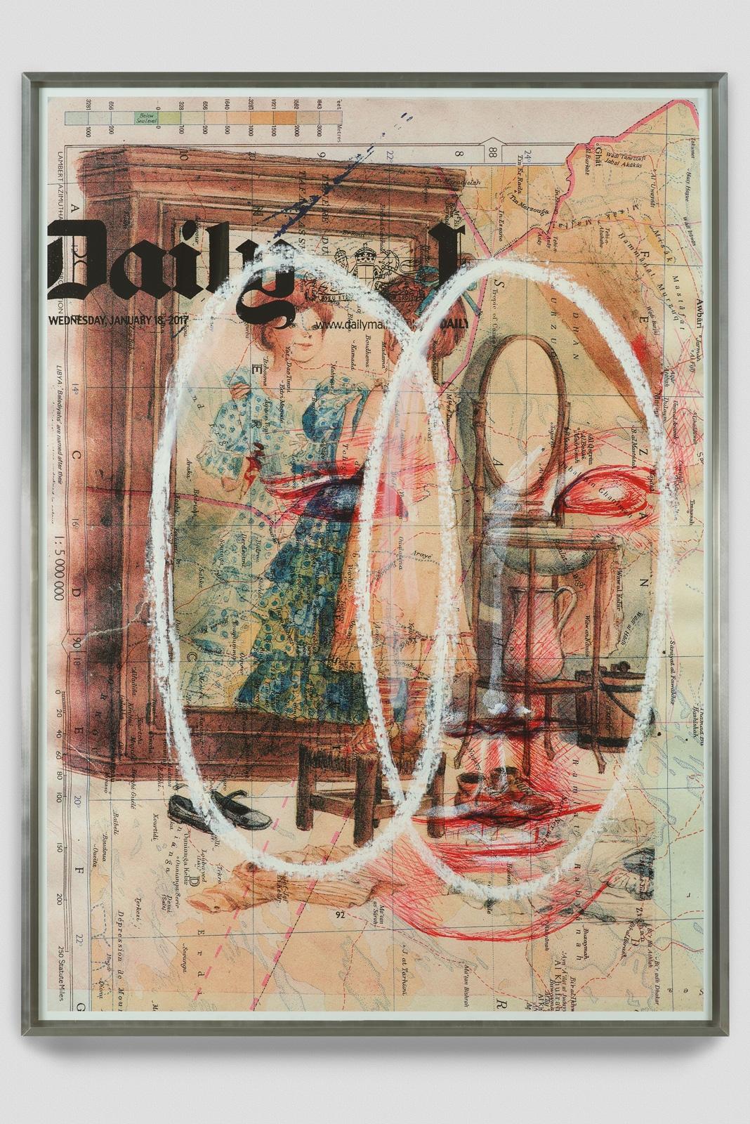 MANDY EL-SAYEGH, Daily (double), 2019