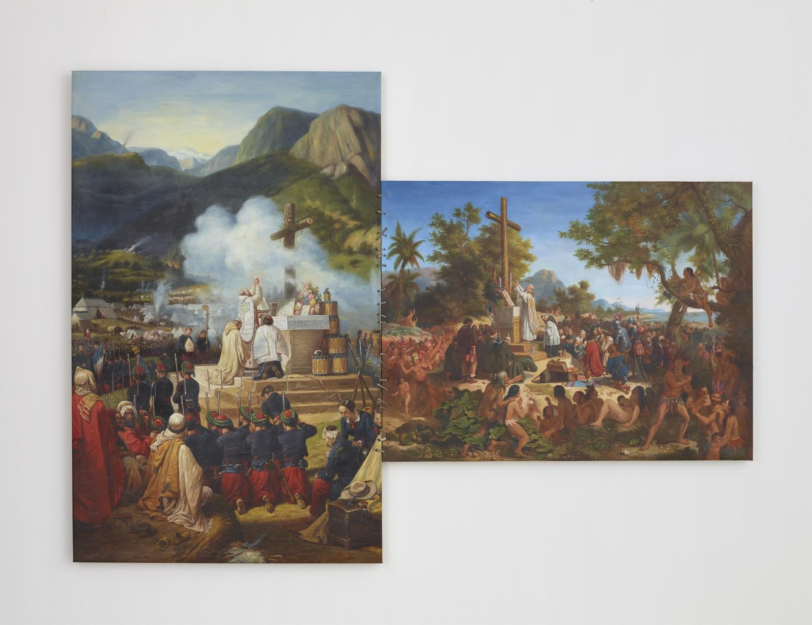 卡德·阿提亞 Colonial Modernity: the first mass in Brazil and Algeria, 2014