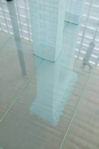 Reflection, 2004 (detail)