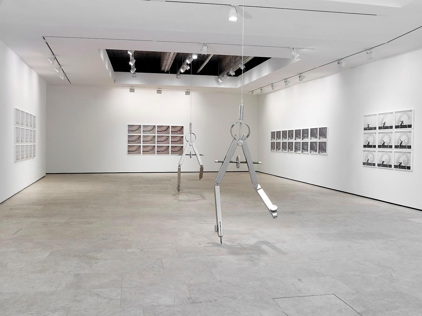 ROBIN RHODE: Take Your Mind Off The Street Installation view 1
