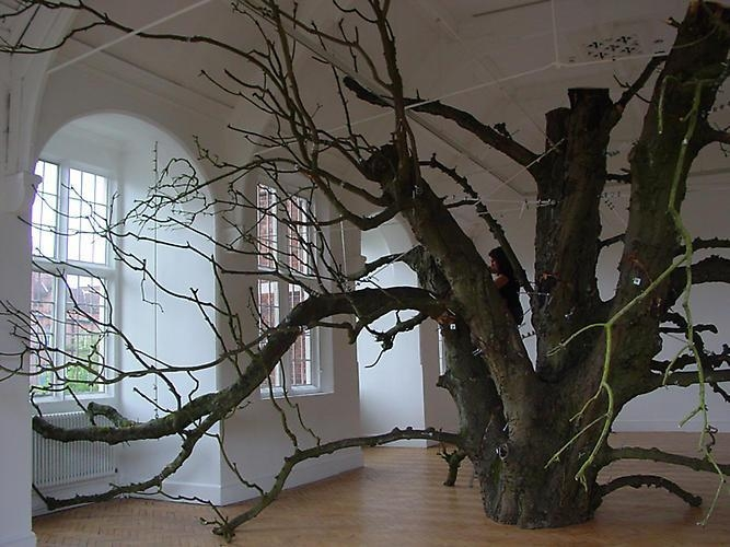 ANYA GALLACCIO that open space within, 2008