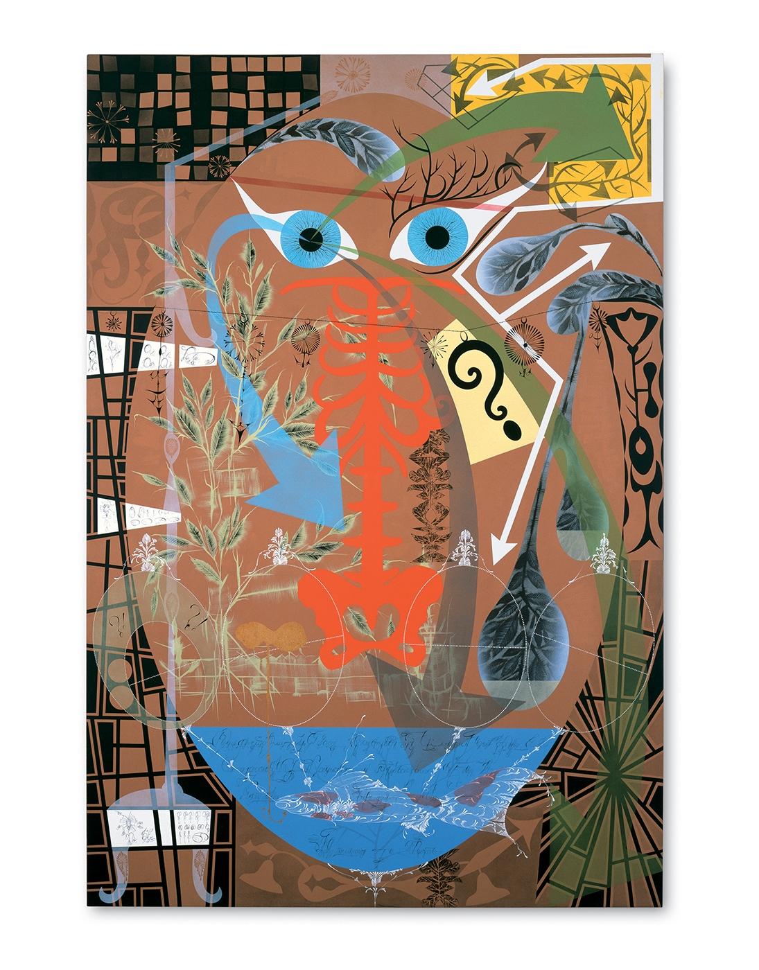LARI PITTMAN, The Senseless Cycles, Tender and Benign, Bring Great Comfort, 1988