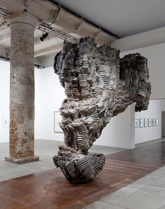 Installation view, 55th International Venice Biennale